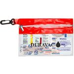 Custom First Aid and Sun Care in a Vinyl Pouch