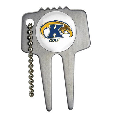 Steel Domed Divot Tool