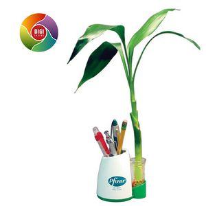 Eco Desk Caddy w/ Bud Vase