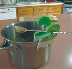 Custom Spoon Holder