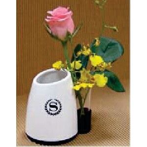 Desk Buddy Pen Holder/ Bud Vase