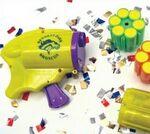 Custom Confetti Shooter with 1 Refill