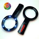 Custom Magnifier w/ 6 LED Lights
