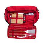 Custom New 11-Piece Outdoor Cooler Bag BBQ Set