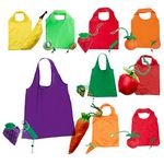 Custom Foldable Fruit Shape Shopping Bag