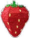 Custom Strawberry Pinata