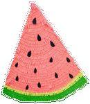 Custom Watermelon Pinata