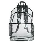 Custom Clear back packs