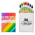 Custom 8 Count Crayon Pack