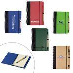 Custom Eco Hardcover Journal & Pen