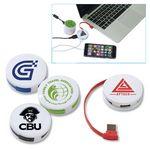 Custom Disc-Tech 4-Port USB 2.0 Hub