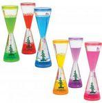 Custom Assorted Liquid Goblet Timer