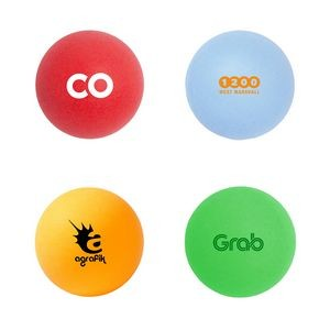 40 Mm Color Ping Pong Balls