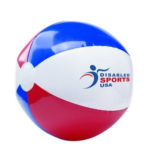 Red/White/Blue Beach Ball