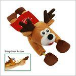 Custom Flying Shrieking Reindeer