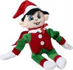 Custom Flying Jingling Happy Elf
