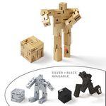 Custom Robo-Cube Puzzle Fidget Toy