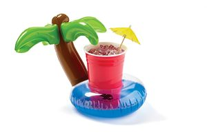 Inflatable Palm Tree Lagoon Floating Coaster
