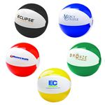 Custom Two Tone Beach Ball (6