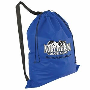 "Non-Woven Laundry Duffel Bag (25""x32"") - Screen Print"