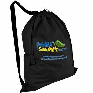 "Non-Woven Laundry Duffel Bag w/Full Color (25""x32"") - Color Evolution"