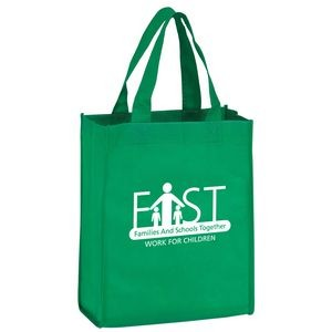 "Recession Buster Non-Woven Tote Bag (8""x4""x10"") - Screen Print"