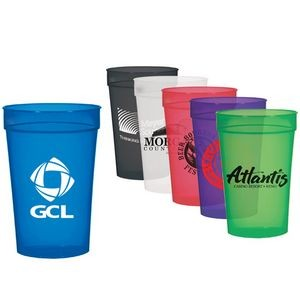 17 Oz. Translucent Stadium Cup