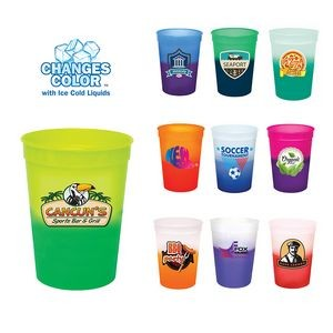 12 Oz. Mood Stadium Cup (Full Color Digital)
