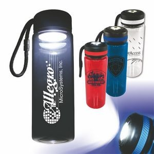 25 oz. Tritan™ Bottle with Flashlight Cap