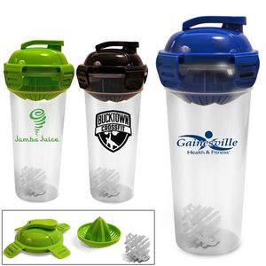 Juicer Bottle w/ Shaker Ball
