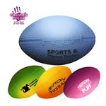 Custom Mini Mood Stress Football (Spot Color)