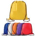 Custom Non-Woven Tear Resistant Drawstring Backpack (Blank)