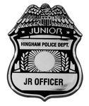 Custom Police Badge