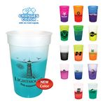 Custom 17 Oz. Mood Stadium Cup (Spot Color)