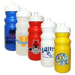 Custom 20 Oz. Cycle Bottle (Full Color Digital Direct)