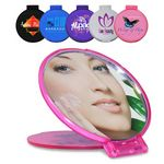 Custom Round Mirror (Full Color Digital)