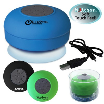 Halcyon™ Waterproof Bluetooth® Speaker