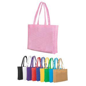 Non-Woven Tote Bag w/ 22 Strap (Blank)