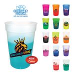 Custom 17 Oz. Mood Stadium Cup (Full Color Digital)