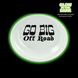 "9"" Nite Glow Value Flyer (Spot Color)"