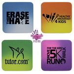 Custom Mood Square Die Cut Erasers