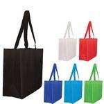 Custom Non-Woven Colossal Tote Bag (Blank)