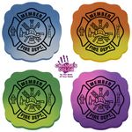 Custom Mood Maltese Cross Die Cut Erasers