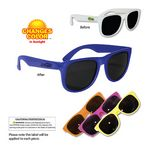 Custom Sun Fun Sunglasses (Spot Color)