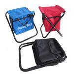 Custom Folding Cooler Bag And Chair