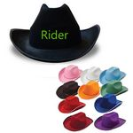 Custom Felt Cowboy Hats