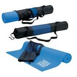 Custom Yoga mat with carrying bag