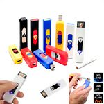 Custom USB Rechargeable Electronic Lighter Cigarette