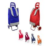 Custom Foldable Shopping Trolley Bag