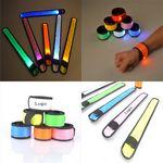 Custom LED Light Up Snap Bracelets